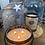 Thumbnail: Natural Plant- Based Wax - 3 Wick Amber Candle