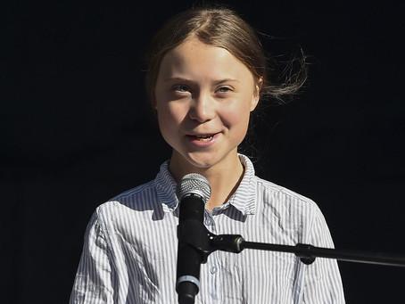 Greta Thunberg e os paradoxos temporais