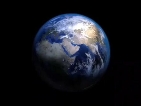 O planeta é um corpo vivo.