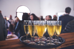 Sparkling Wine Corporate Event