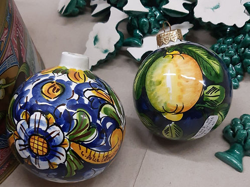 Palle di Natale (Christmas bauble)