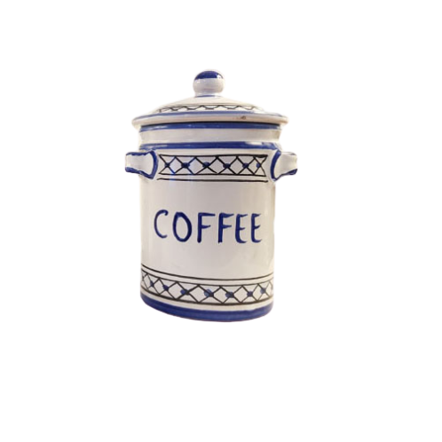 Barattolo Porta Caffé