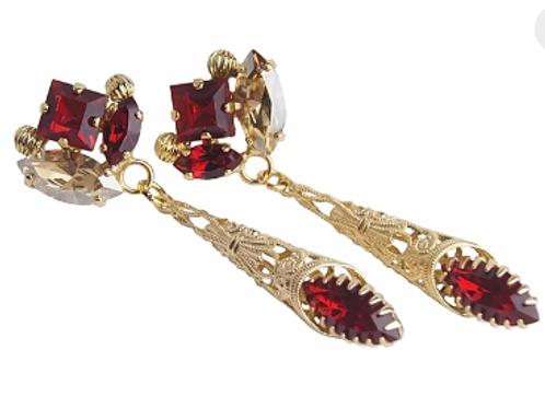Royal Ovation Earrings