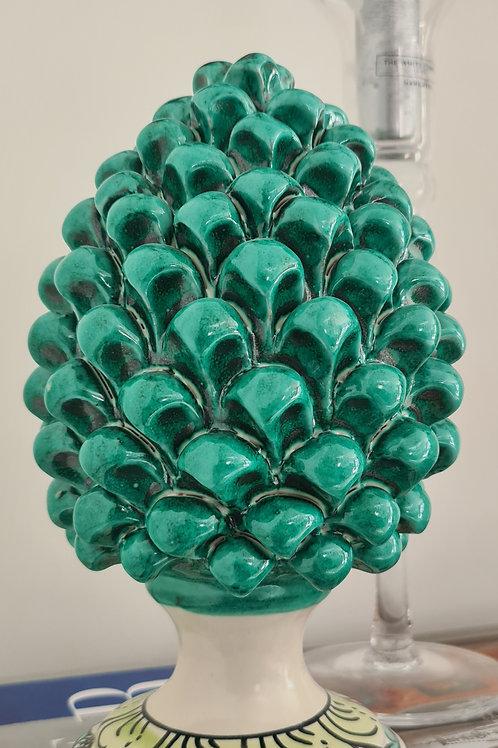 Pigna Verde - Green Pinecone H20cm