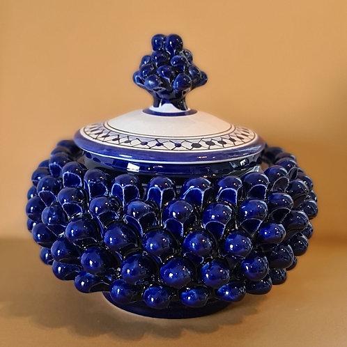 Half Pinecone - Cookie Jar - Medium size