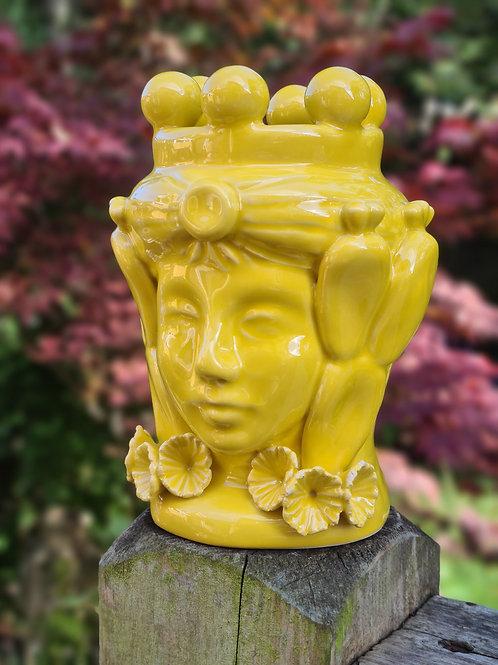 Sicilian Head Ceramic