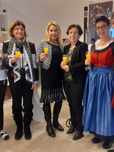 Eröffnung Kosmetiksalon Manuela 7. Dezember 2019
