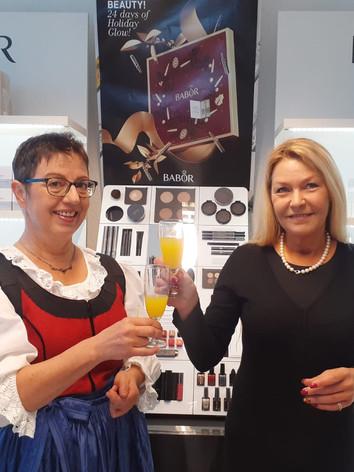 Monika Steinberger, Manuela Weixelbraun.