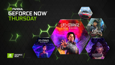GeForce NOW News: Kena: Bridge of Spirits & Life is Strange: True Colours Among 34 Games This Month