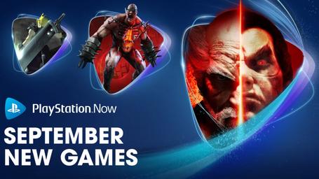 PlayStation Now September Games: Tekken 7, Killing Floor 2, Final Fantasy VII + More!
