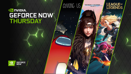 GeForce NOW News: New GFN Rewards Upcoming, Swords of Legends Online Amongst 10 New Games This Week.