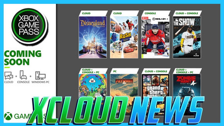 Xcloud News: GTA V & Zombie Army 4 + 50 Games with Touch Controls Enabled!
