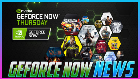 GeForce NOW News: 1000 Game Milestone Reached This Week With 13 More Games Arriving.