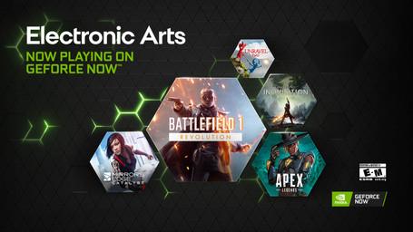 GeForce NOW News: EA Back on Board! Battlefield Amongst 4 EA Games This Week + 7 Brand New Games!