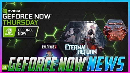 GeForce NOW News: 700+ Games in the Steam Summer Sales, 11 Games This Week & 25 Coming in July.