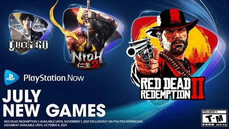 PlayStation Now News: Nioh 2, Moving Out, God of War, Judgement & More For July.