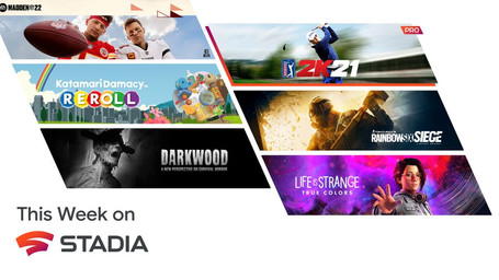Stadia News: 2 More Games Released, Another Pro Game + More!