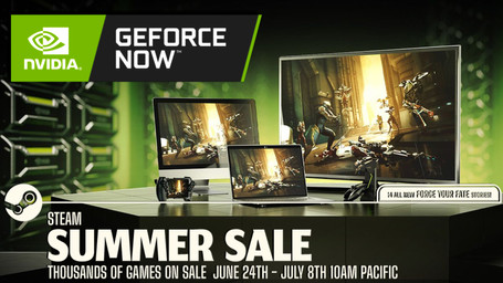 10 Great Games Under £10 from Steam Summer Sale you can play on GeForce NOW.