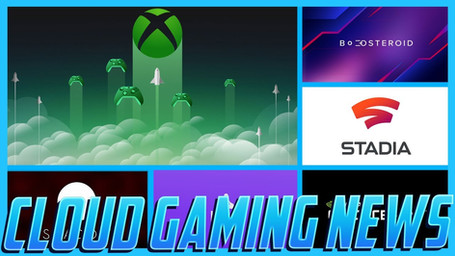 Cloud Gaming News Recap 11.4.21