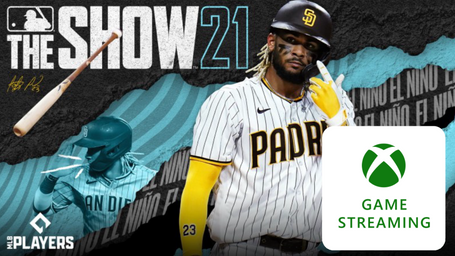 MLB The Show 21 is Coming to Xbox Cloud Gaming