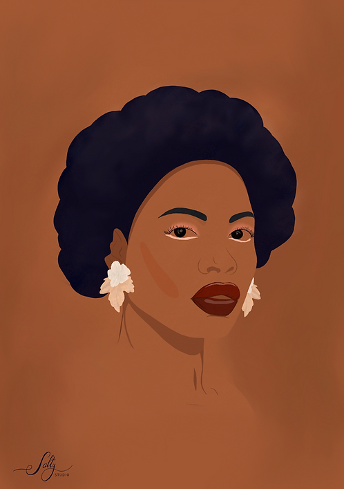 AFRO- A4