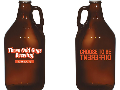 64 oz. 3OG Growler