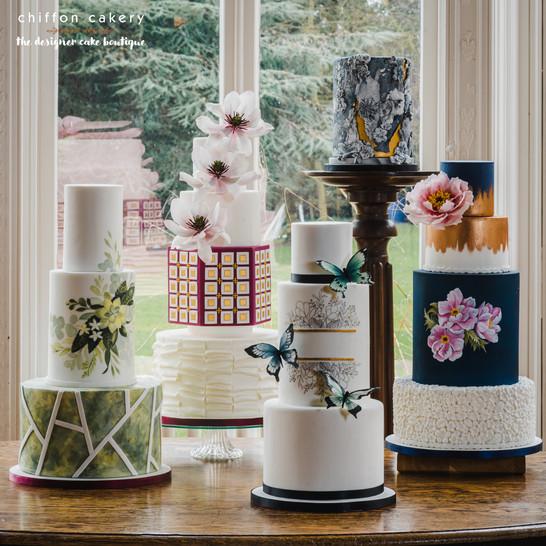 Wedding Cakes Summer 2021