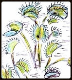 Carnivorous plants with a bite!