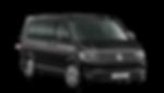 Mannschaftsbus-7 Sitzer-9 Siter-Auto mieten