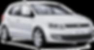 Klassische Mietwagen-Kleinwagen-Auto mieten