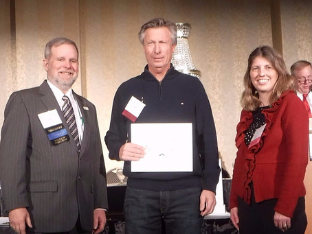 State Conservationist of the Year finalist from Scott County