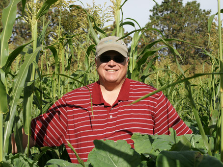 Cover Crop Expert to Speak at Workshop