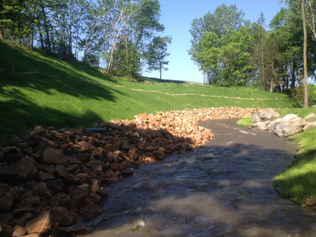 Landowners Helps Improve Water Quality by Reducing Erosion