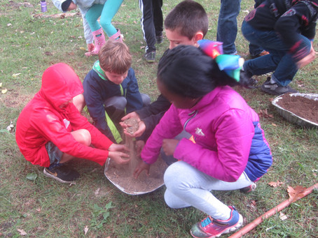 Students Learn about Conservation at Outdoor Education Days