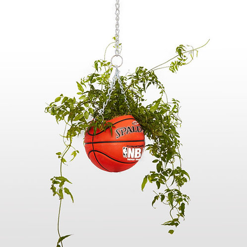 "O'Chiq ""Ball Is Life"" Planter"
