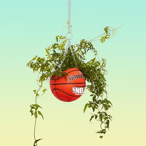"O'Chiq ""Ball Is Life"" Planter"