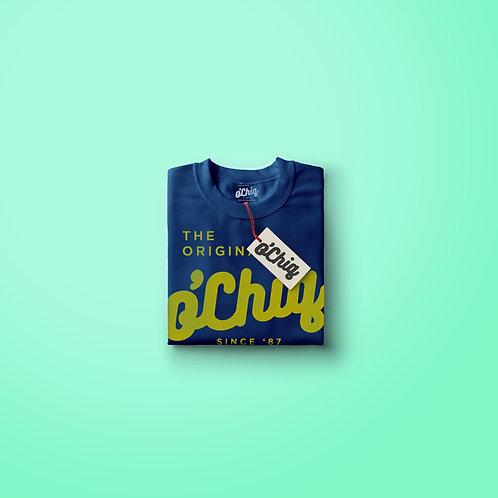 """O'Chiq """"Classic Logo"""" Pullover"""
