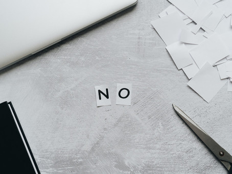 The Value of Saying No