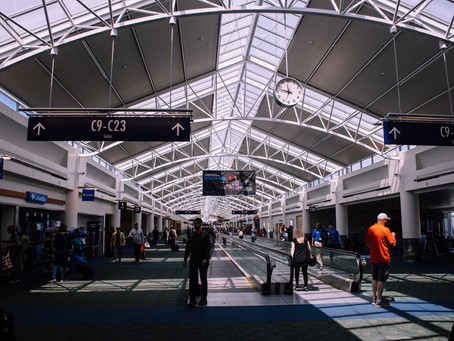 Protecting Your Personal Property at the Airport