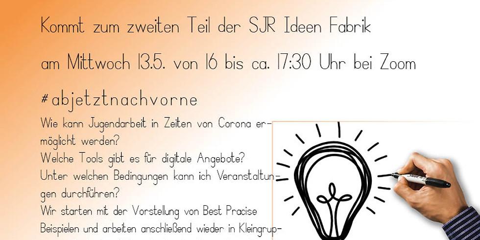 SJR Ideen-Fabrik