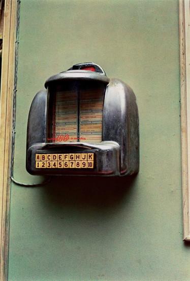 William Eggleston - Objetos Cotidianos
