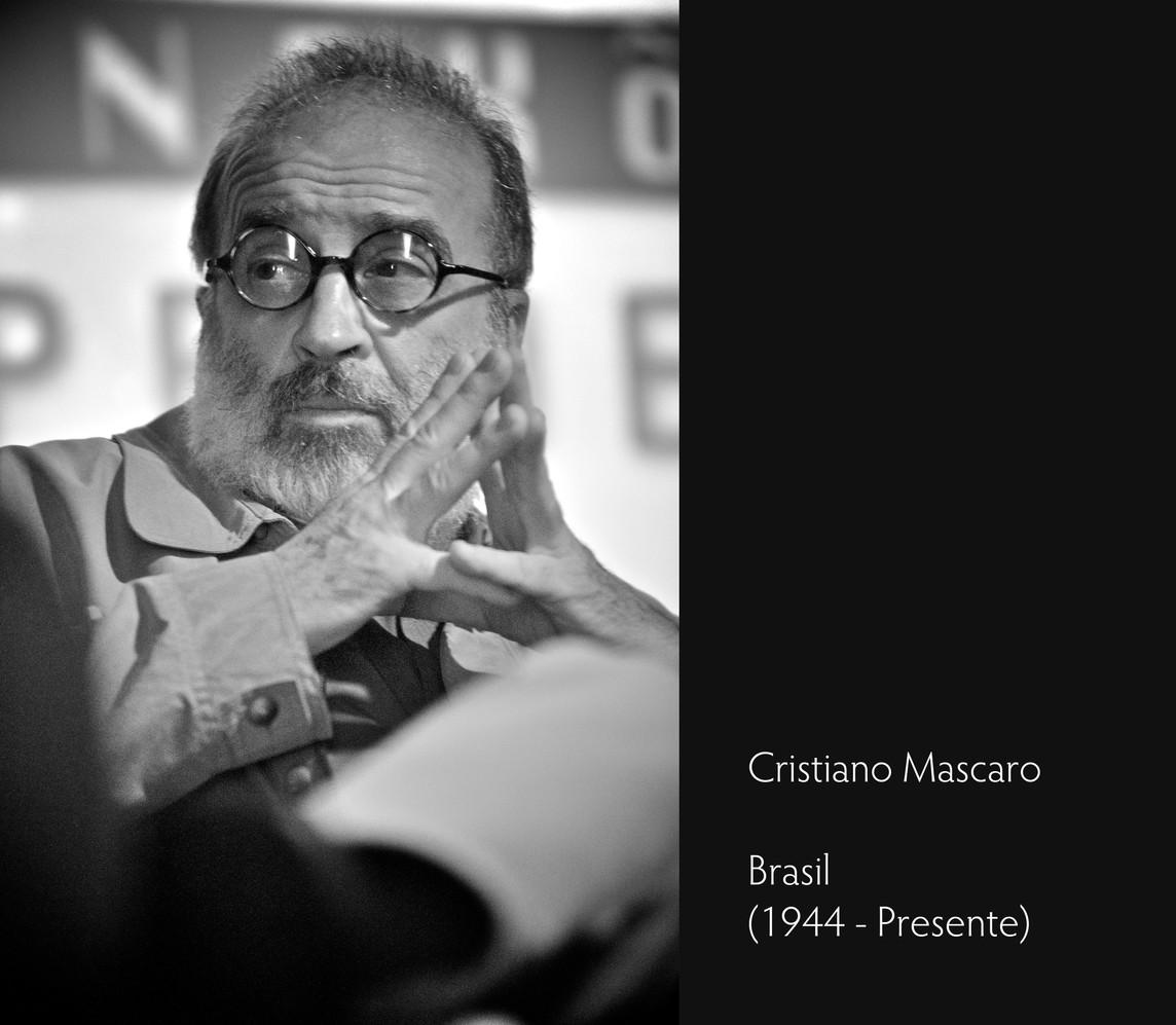 Cristiano Mascaro - Localizar o Espectador