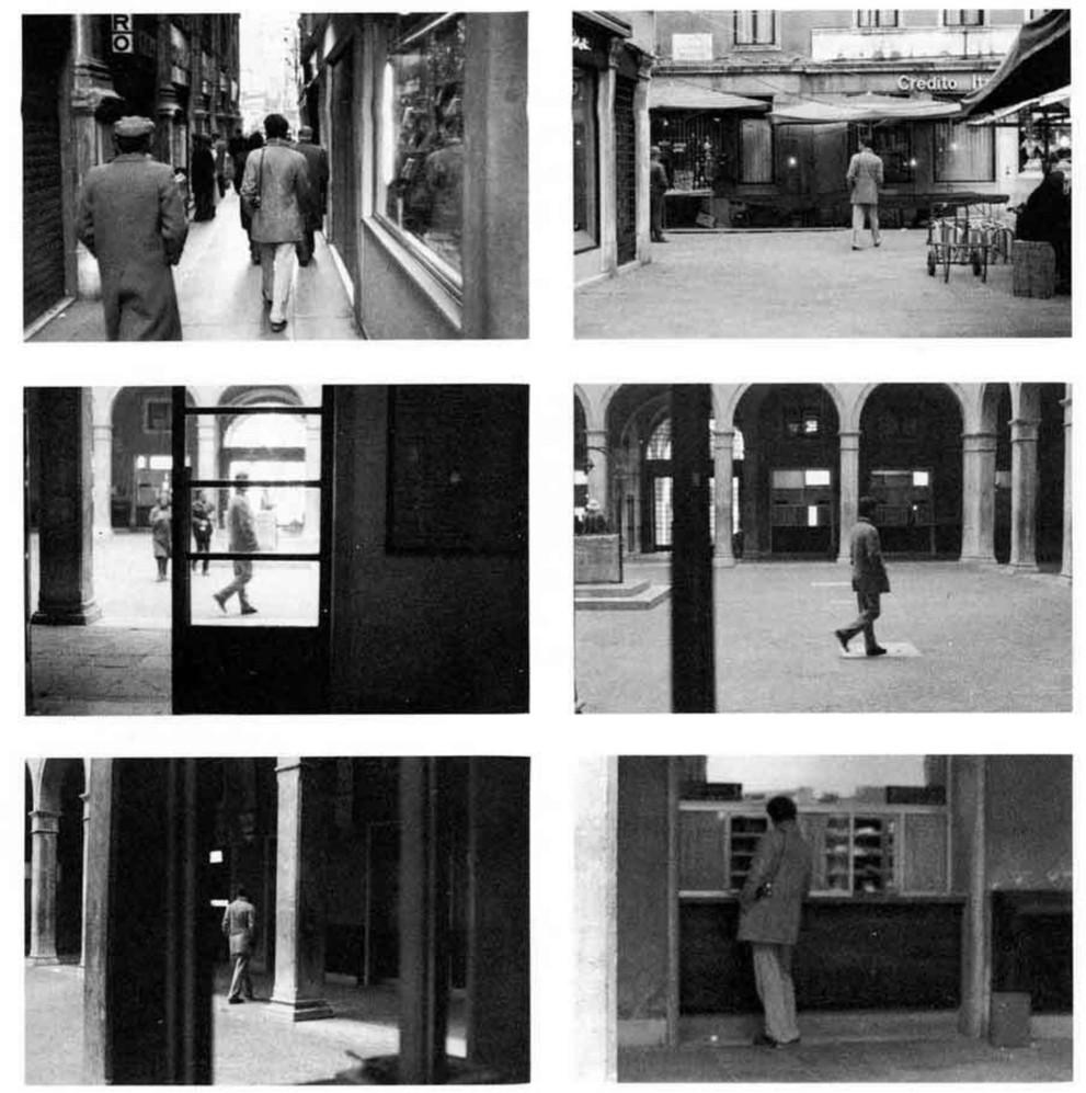 Sophie Calle - Fotografia, Texto, Sequência & Objetos