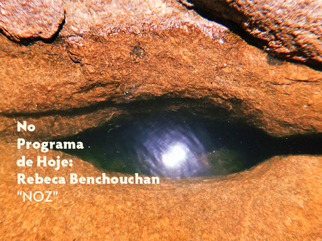 "No Programa de Hoje: Rebeca Benchouchan - ""NOZ"""