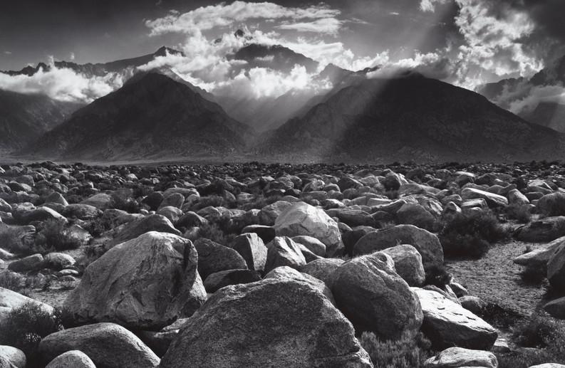 Ansel Adams - Localizar o Espectador