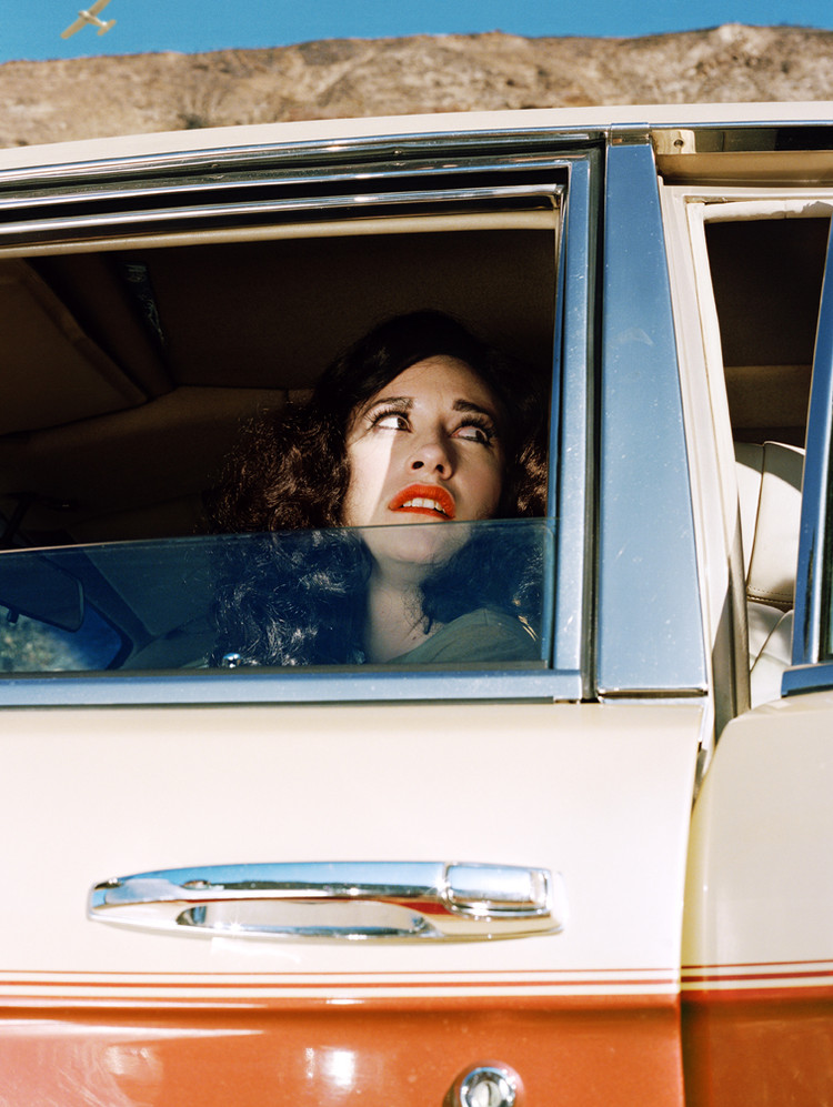 Alex Prager - A Expressão