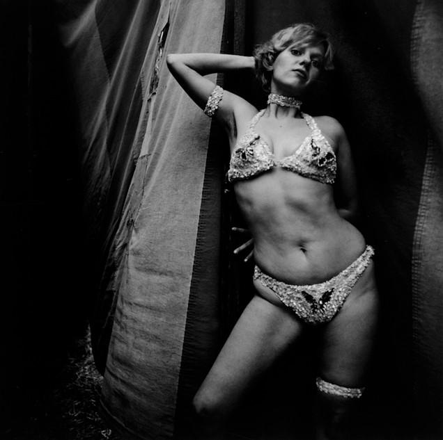 """série """"Carnival Stripper"""""""