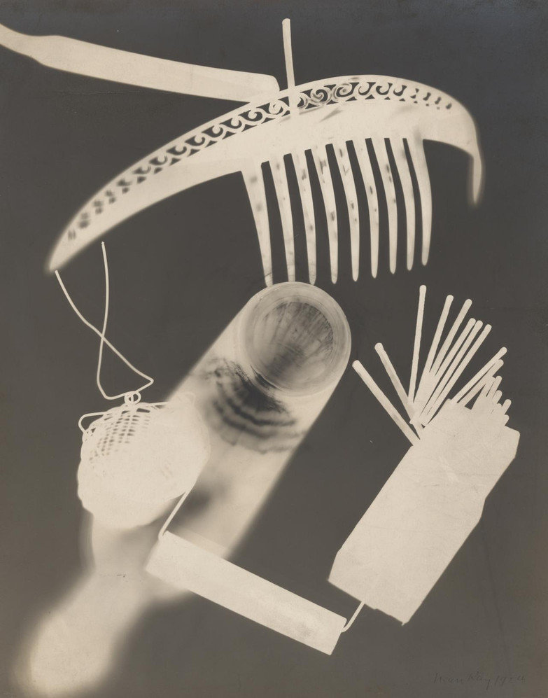 Man Ray - Pictorialista