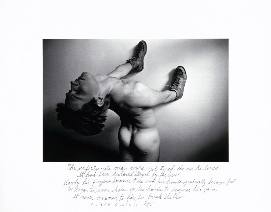 Duane Michals - Fotografia & Texto + Sequências