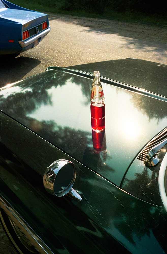 William Eggleston - Objetos Cotidianos